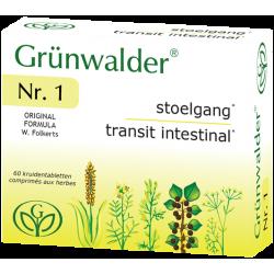 Grünwalder Nr1 60 comprimés aux herbes