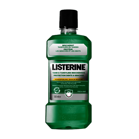 Listerine Protection Dents et Gencives 500 ml