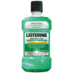 Listerine Protection Dents et Gencives 250ml