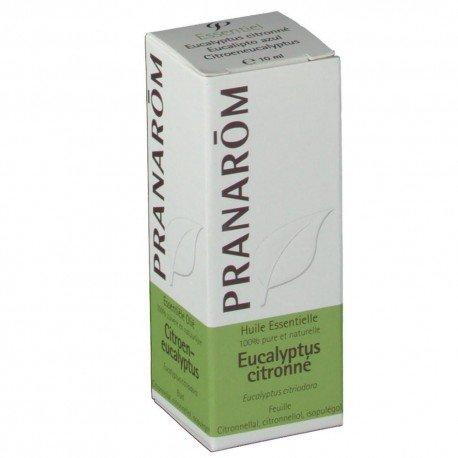 Pranarom Eucalyptus citronnelle herba helv. hle ess 10ml