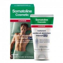 Somatoline Cosmetic Homme ventre et abdomen intensif nuit 250ml