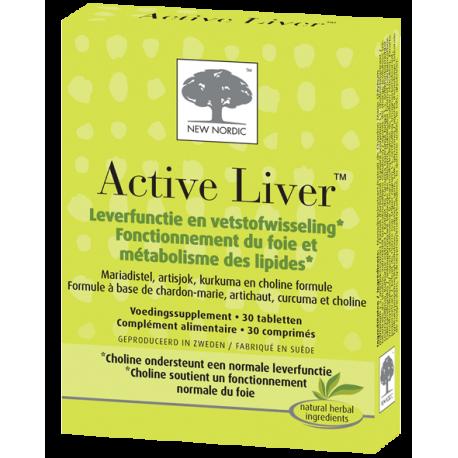 Activ'foie(Active liver) 30 comprimés