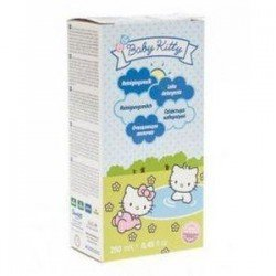 Hello kitty baby 2 en 1 bain moussant & shampooing 250ml