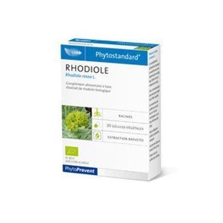 Pileje Phytostandard rhodiole 20 caps