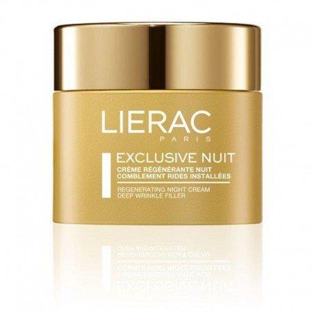 Lierac Exclusive crème de nuit antirides 50ml