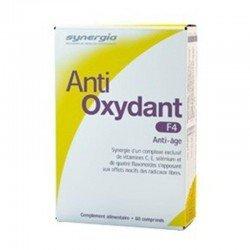 Anti-oxydant f4 comprime 60