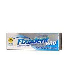 Fixodent Pro complete fresh pate adhesive 47gr