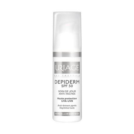 Uriage Dépiderm SPF50 flacon airless 30ml