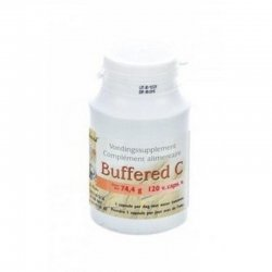 Buffered c - the herborist capsules 120