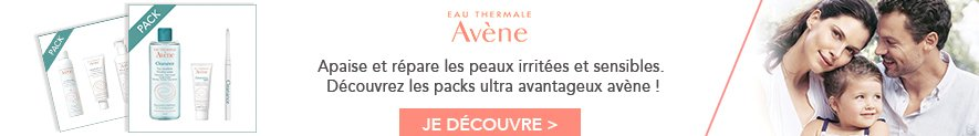 Avène : Packs
