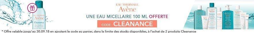 Avene : Cleanance