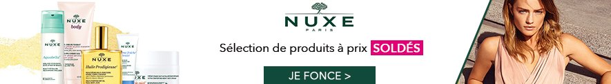 Nuxe : Soldes