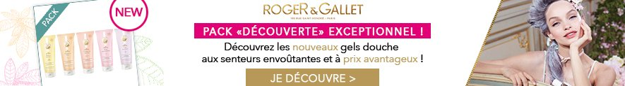 Roger & Gallet : Packs découverte