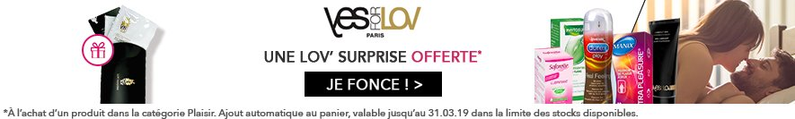 YesForLov : Pochette Surprise